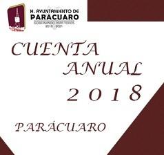 Cuanta anual 2018